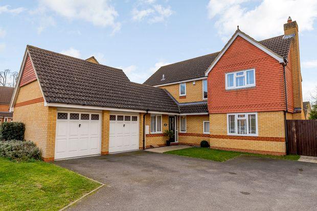 Thumbnail Detached house for sale in Deep Spinney, Biddenham