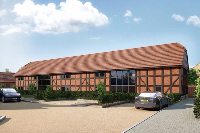 Thumbnail Barn conversion for sale in Allesborough Farm, Pershore, Worcester