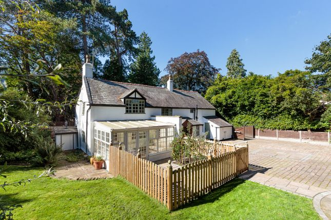 Thumbnail Detached house for sale in Chelford Road, Knutsford