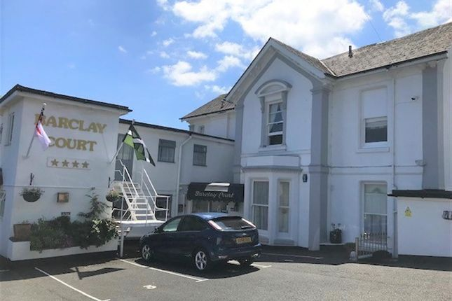 Thumbnail Hotel/guest house for sale in Superb 19th Century 11-Bed Guest House TQ1, Torbay