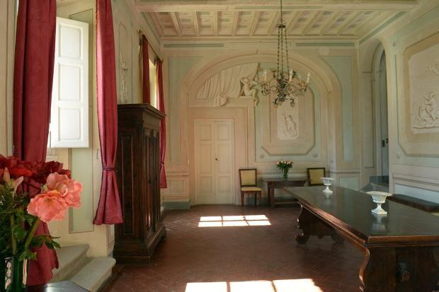 Picture No. 15 of Villa Il Moro, Impruneta, Tuscany, Italy