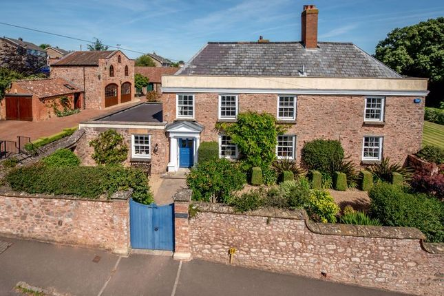 Thumbnail Detached house for sale in Castle Hill, Nether Stowey, Bridgwater