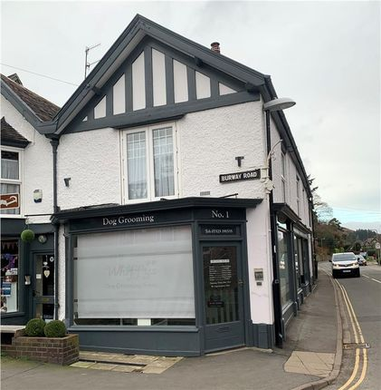 Thumbnail Retail premises to let in Burway Road, Church Stretton