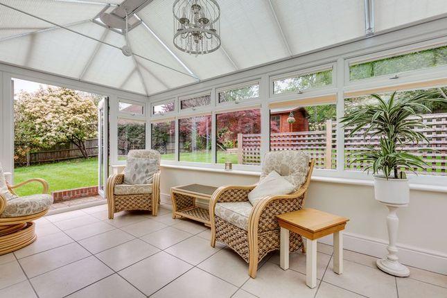 Conservatory of Wellfield Gardens, Carshalton SM5