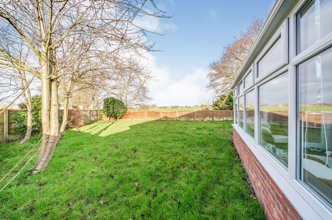 Garden of Chedworth Drive, Widnes, Cheshire WA8