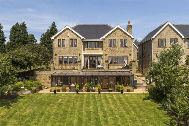 Thumbnail Detached house for sale in Highfield Close, East Morton, West Yorkshire