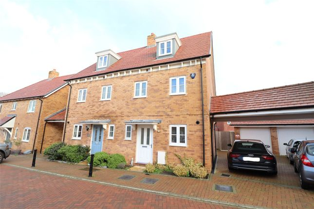 Thumbnail Semi-detached house for sale in Sandringham Lane, Polegate, East Sussex