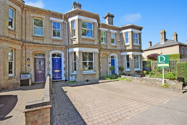 Thumbnail Town house for sale in Victoria Road, Diss
