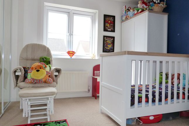 Bedroom of Wattle Lane, Ballerup Village, East Kilbride G75