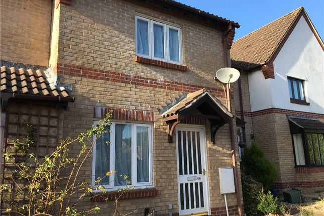 2 bed terraced house to rent in The Cricketers, Axminster, Devon