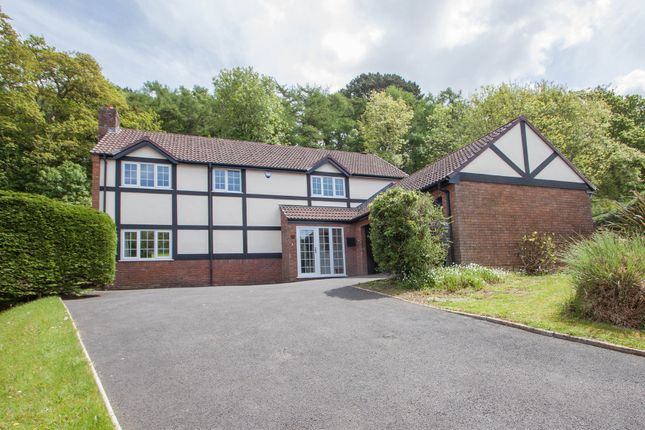 Thumbnail Detached house for sale in Tamerton Close, Plymouth