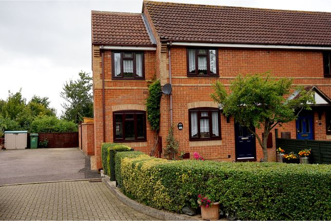 Thumbnail Semi-detached house for sale in Rodwell Gardens, Old Farm Park