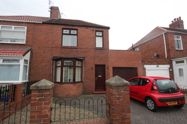 Thumbnail Semi-detached house to rent in Stakeford Lane, Stakeford, Choppington