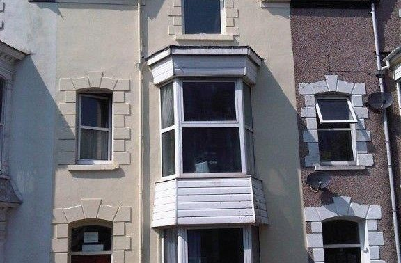 Thumbnail Terraced house to rent in Eaton Crescent, Uplands Swansea