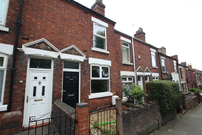 Thumbnail Terraced house to rent in Burslem Enterprise Centre, Moorland Road, Burslem, Stoke-On-Trent