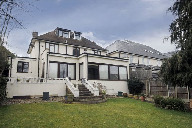 Thumbnail Detached house to rent in Beulah Hill, London