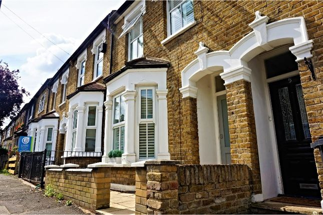 Thumbnail Terraced house for sale in Smeaton Road, Woodford Green