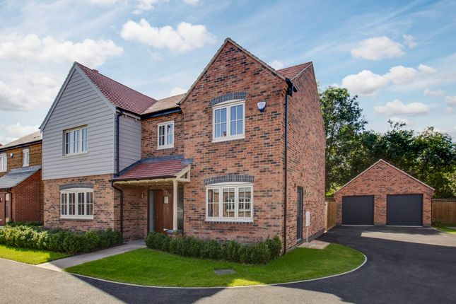 Thumbnail Detached house for sale in Browns Meadow, Welford, Northampton