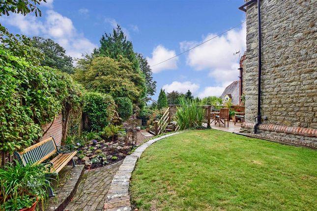 Rear Garden of Wierton Hill, Boughton Monchelsea, Maidstone, Kent ME17
