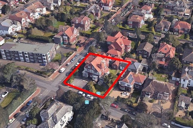 Thumbnail Land for sale in Heene Road, Worthing, West Sussex