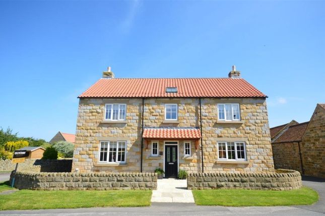Thumbnail Detached house for sale in South End, Burniston, Scarborough