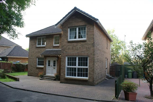 Thumbnail Detached house to rent in Broomhill Farm Mews, Kirkintilloch