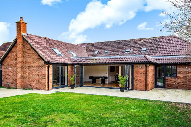 Thumbnail Bungalow for sale in Sand Road, Great Gransden, Sandy
