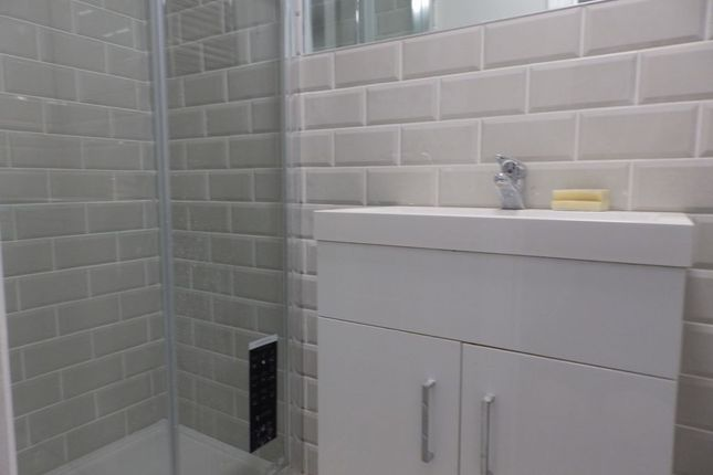 Shower Room of Brunswick Place, Hove, East Sussex BN3