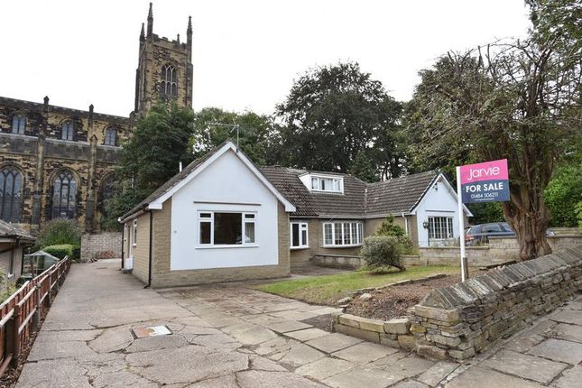 Thumbnail Semi-detached bungalow for sale in Mountjoy Road, Huddersfield