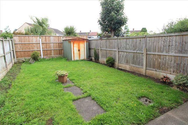 Rear Garden of Bewley Drive, Kirkby, Liverpool L32
