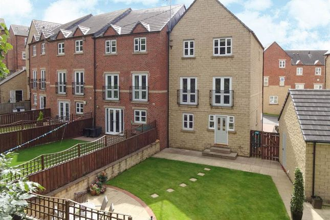 Thumbnail Detached house for sale in Queens Gate, Consett