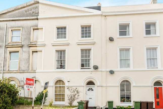 Thumbnail Flat for sale in Embankment Road, Prince Rock, Plymouth