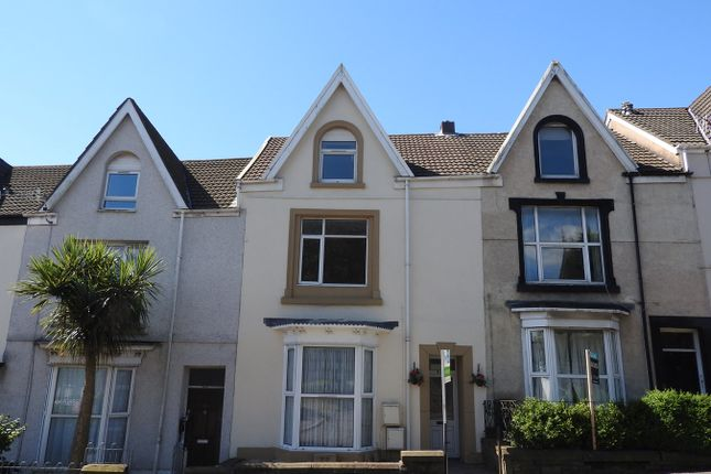 Thumbnail Flat for sale in Glanmor Road, Uplands, Swansea