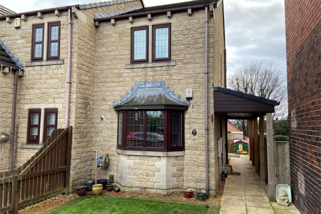 2 bed end terrace house for sale in 12 Quarryfields, Mirfield, West Yorkshire WF14