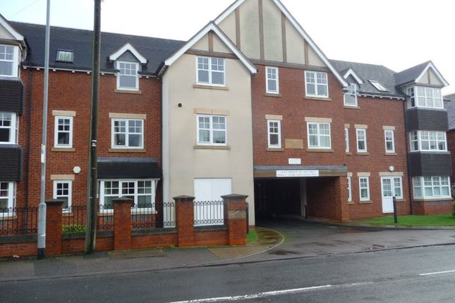 Thumbnail Flat to rent in Mair Court, 40 Wiggington Road, Tamworth