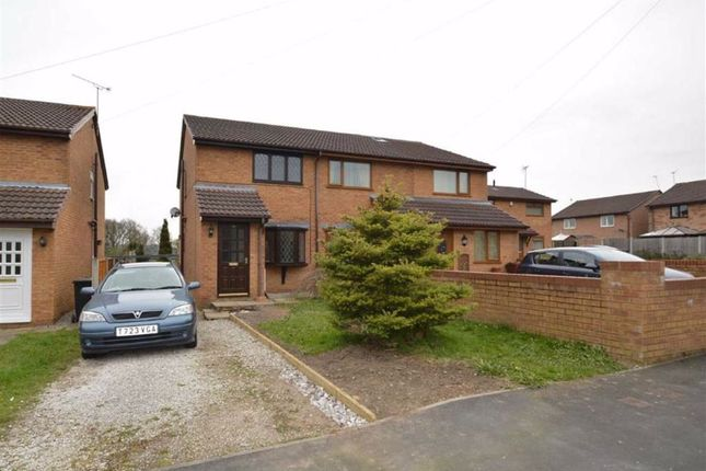 2 bed terraced house to rent in Bryn Mawr, Buckley, Flintshire CH7