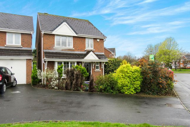 Thumbnail Detached house for sale in Eaton Wood Drive, Yardley, Birmingham