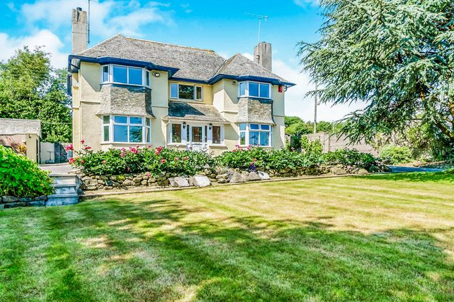 Thumbnail Detached house for sale in Exeter Road, Ivybridge