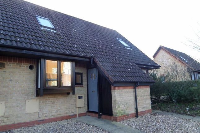 Thumbnail Terraced house to rent in Upton Grove, Shenley Lodge, Milton Keynes