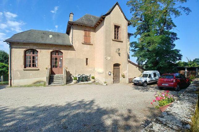 Midi-Pyrénées, Aveyron, Auzits