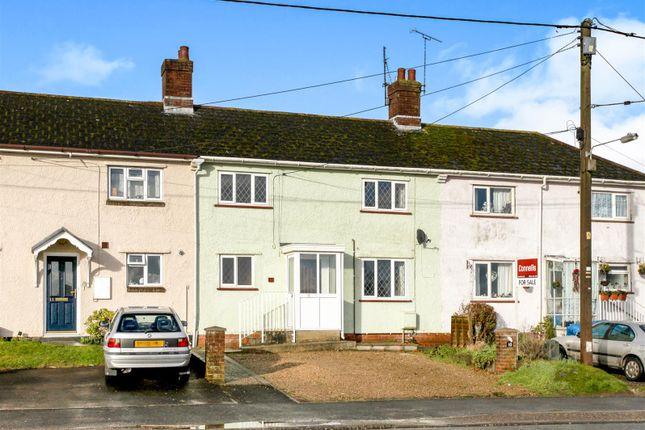 Thumbnail Terraced house for sale in Larkhill Road, Durrington, Salisbury