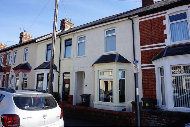 Thumbnail Terraced house for sale in Brecon Street, Canton