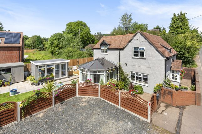 4 bed detached house for sale in Martley Road, Great Witley, Worcester WR6