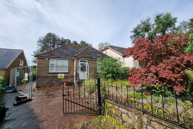 Thumbnail Detached bungalow for sale in Camely, Old Lane, Abersychan, Pontypool, Gwent