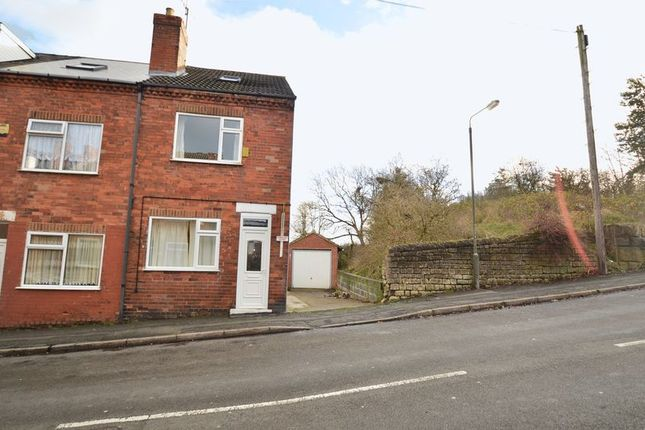 Thumbnail End terrace house to rent in Church Drive, Shirebrook, Nottingham