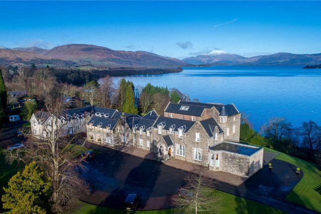 Thumbnail Property for sale in Lomond Castle, Luss, By Loch Lomond