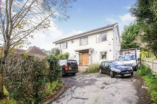 Thumbnail Detached house for sale in Manor Way, West Purley, Surrey