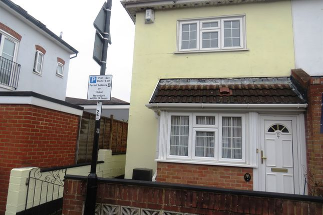Thumbnail Semi-detached house for sale in Bourne Road, Southampton