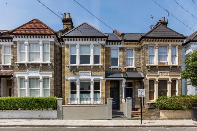 Thumbnail Terraced house for sale in Leander Road, Brixton, London