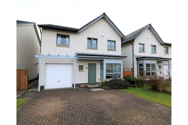 Thumbnail Detached house for sale in Muirhouses Crescent, Bo'ness